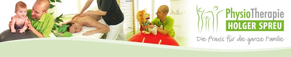 Physiotherapie Spreu Die Praxis für die ganze Familie